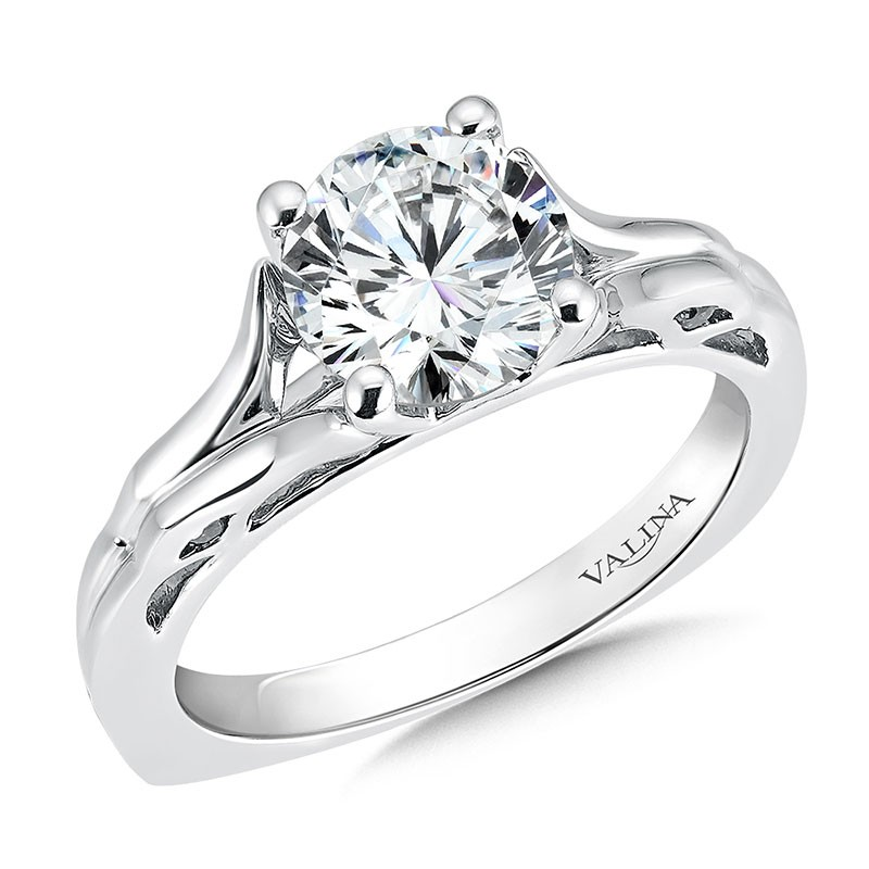 Engagement Ring R9418W-1.50