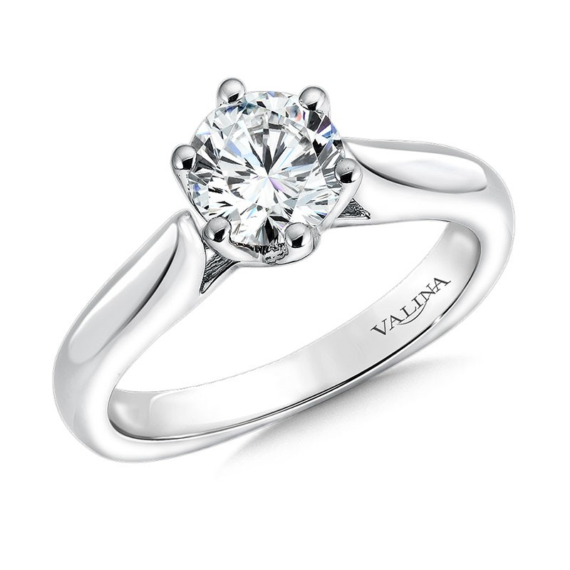 Engagement Ring R9548W