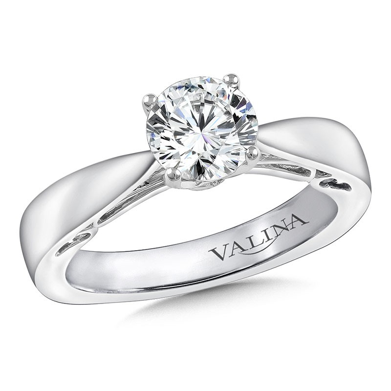 Engagement Ring R9756W