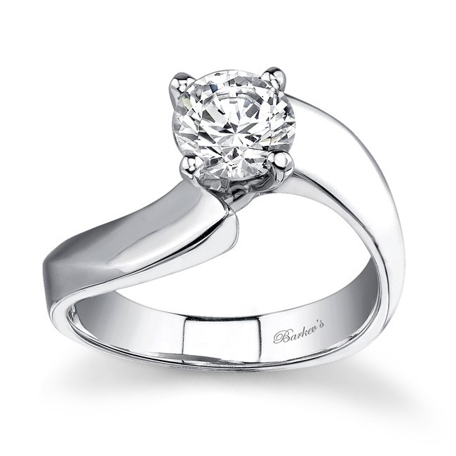Round Solitaire Ring