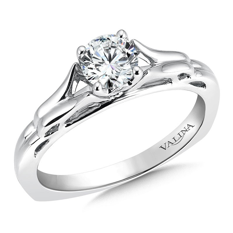 Engagement Ring R9418W-.625