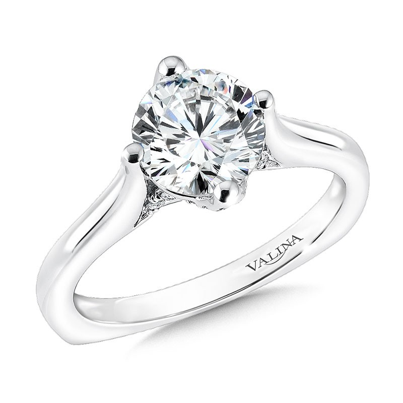 Engagement Ring R9587W