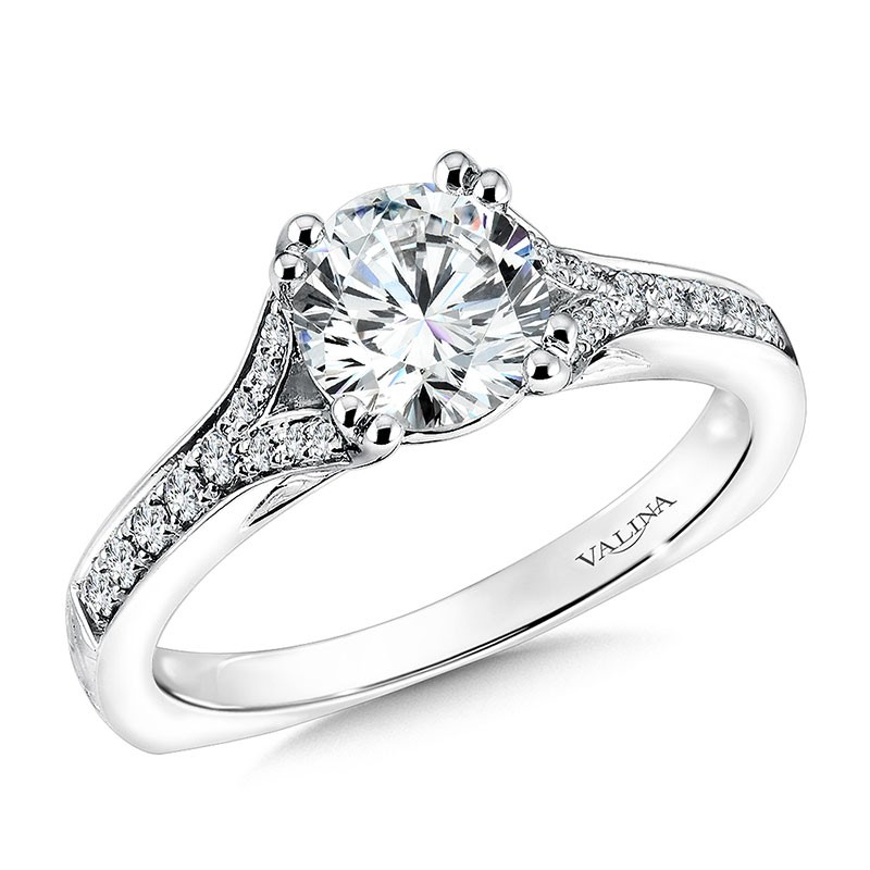 Engagement Ring R9603W