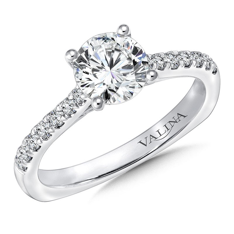 Engagement Ring R9628W