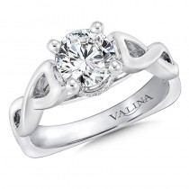 Engagement Ring R9257W