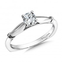Engagement Ring R9424W-.33