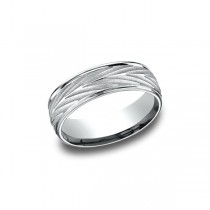 Designs White Gold 7mm Band