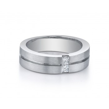 Ninacci Design Mens Diamond Ring