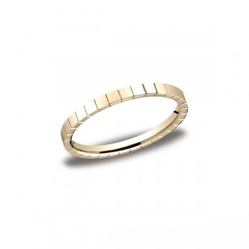 Designs Yellow Gold 2mm Band