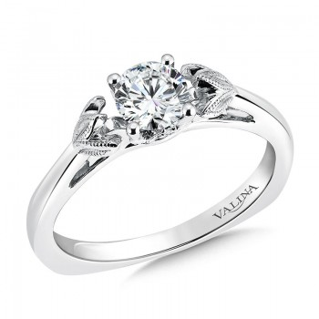 Engagement Ring R9436W-.625