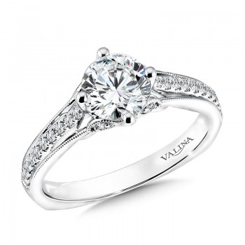 Engagement Ring R9604W